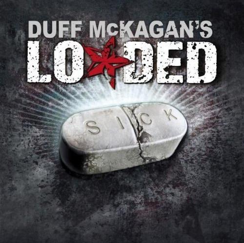 cd duff mckagan's loaded (ex-guns'n'roses baixista)-sick