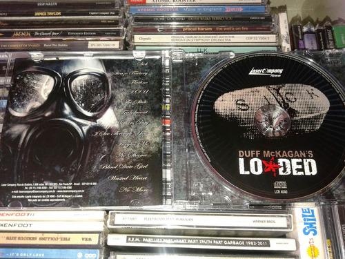 cd duff mckagan's loaded - sick