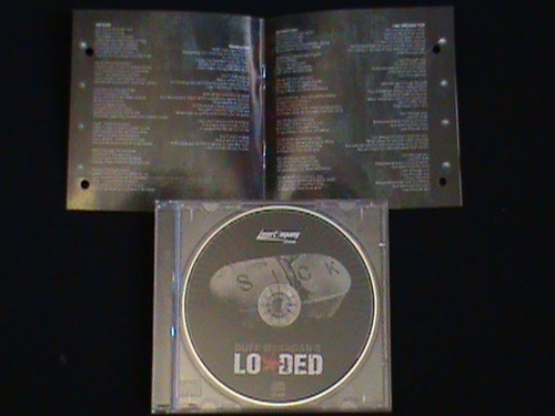 cd - duff mckagan's loaded - sick (guns 'n roses)