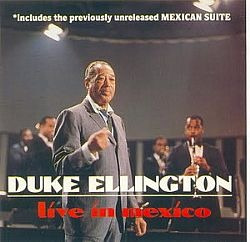 cd duke ellington - live in mexico (novo-aberto)