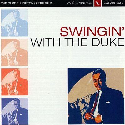cd duke ellington swingin with the duke
