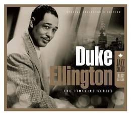 cd - duke ellington - the timeline series