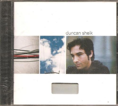 cd duncan sheik - humming - songwriters alternativo pop rock