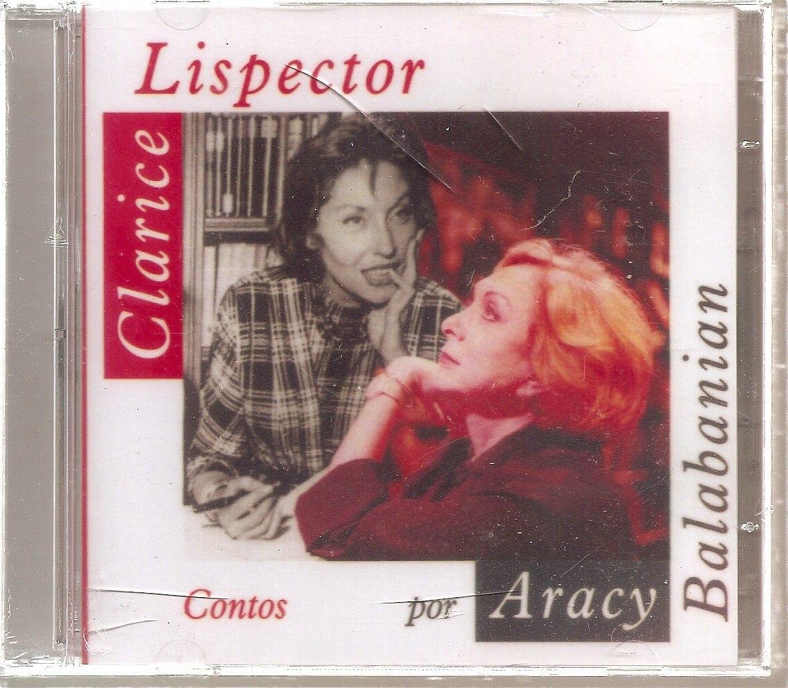 Aracy Balabanian Amazing cd duplo - clarice lispector por aracy balabanian - lacrado - r