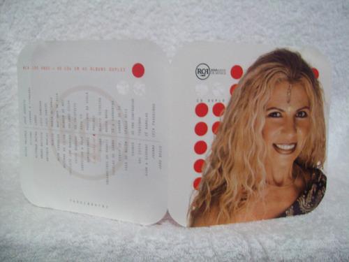 cd duplo elba ramalho- rca 100 anos de música