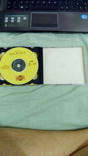 cd duplo elis regina - arquivo especial
