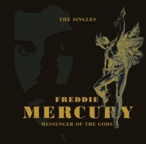 cd duplo freddie mercury - messenger of / digipack (991668)