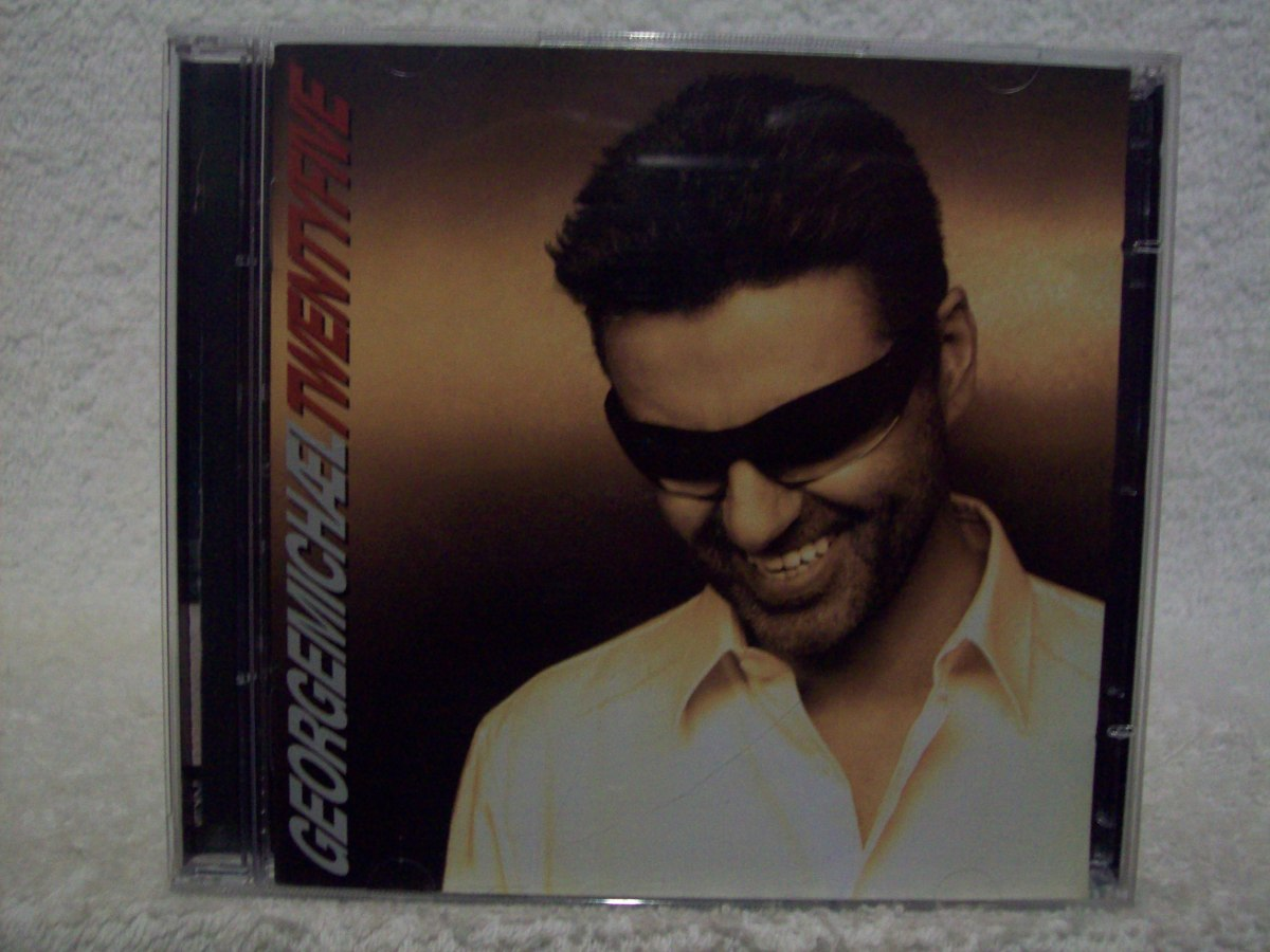 Cd Duplo George Michael- Twenty Five