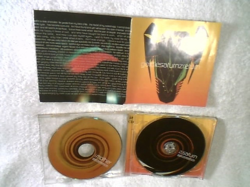 cd duplo (goldiesaturnzreturn ) 1998  ( raro )