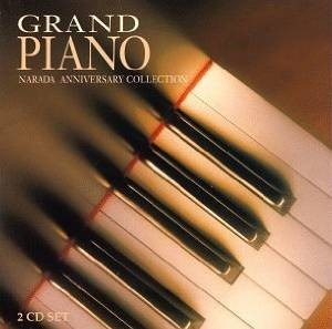 cd duplo grand piano narada anniversary collection (imp)