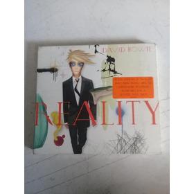 Cd Duplo Importado Digipack David Bowie Reality