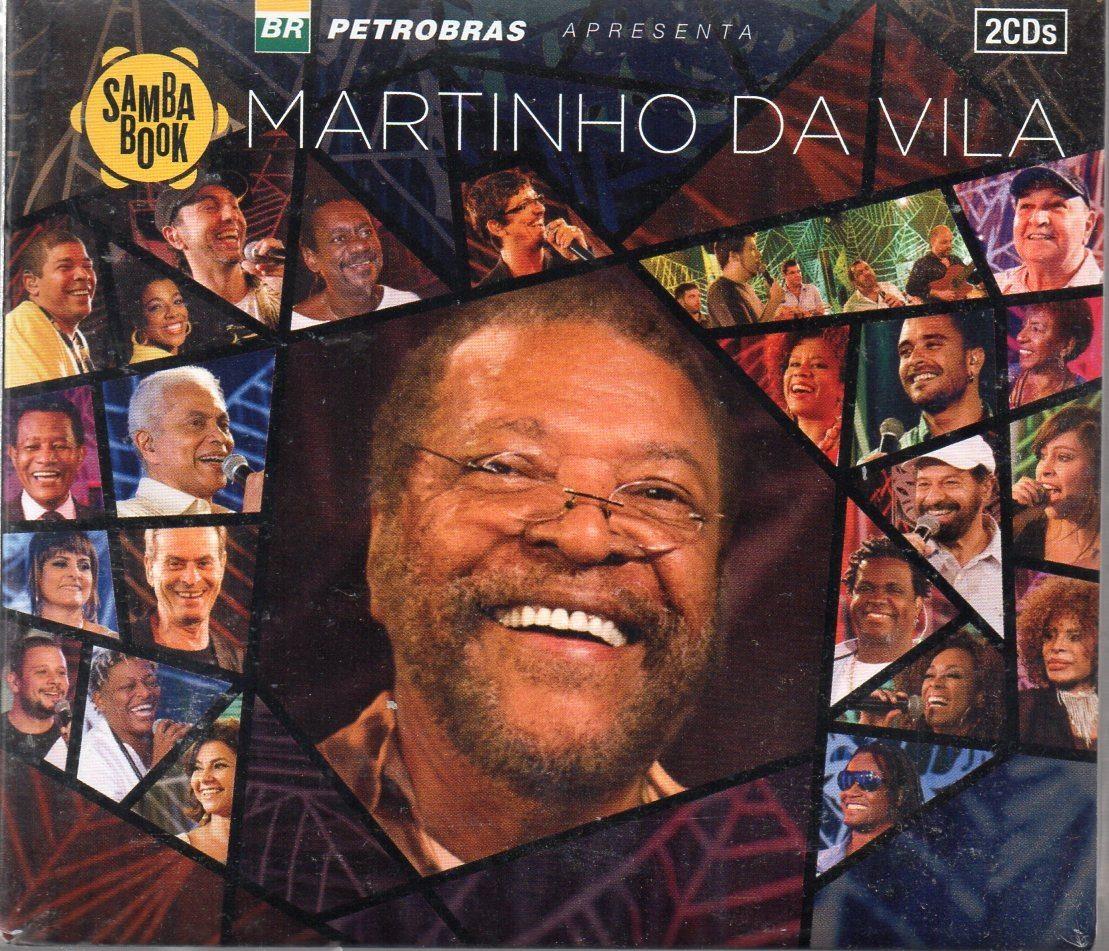 Martinho Da Vila Samba Book