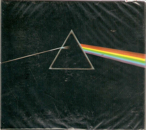 cd duplo pink floyd - the dark side of the moon - novo***