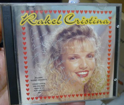 cd  duplo  rakel cristina  - b311