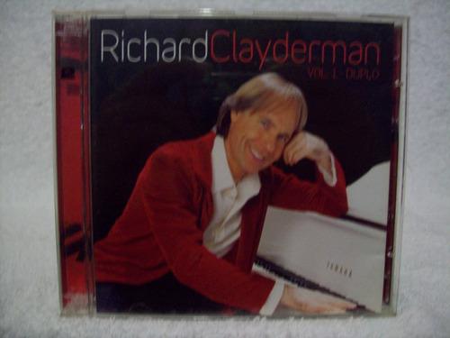 cd duplo richard clayderman- volume 1