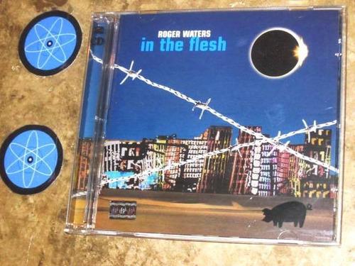 cd duplo roger waters ( pink floyd ) - in the flesh (2000)