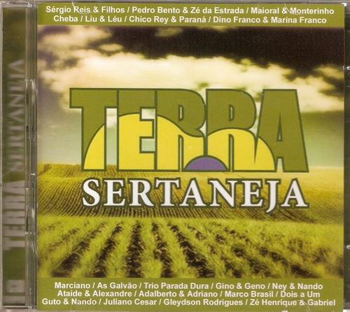 cd duplo terra sertaneja - escolta de vagalúmes - novo***