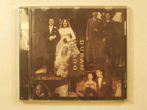 cd duran duran too much information año 1993 en la plata