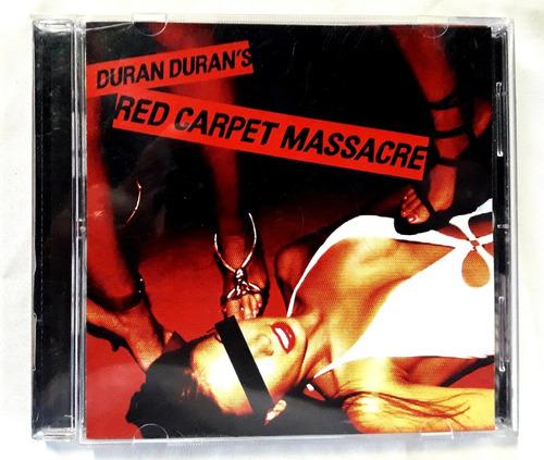 cd  duran duran's  red carpet massacre oka