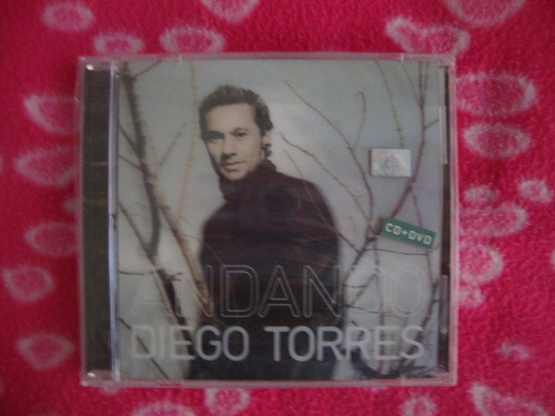 cd + dvd andando deluxe - diego torres tapa 3d