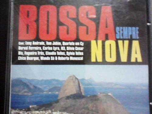 cd - dvd - bossa nova( 1 dvd + 8 cds )