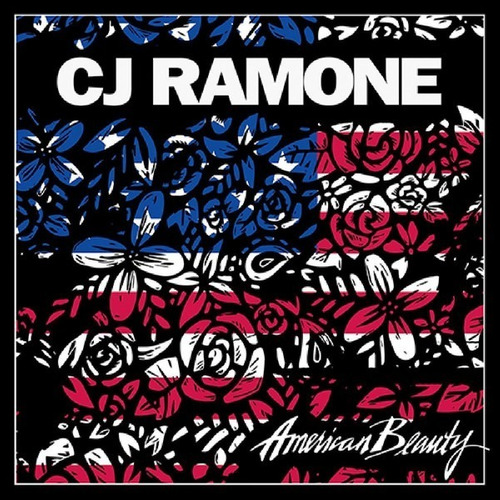 cd+dvd cj ramone american beauty (2017)