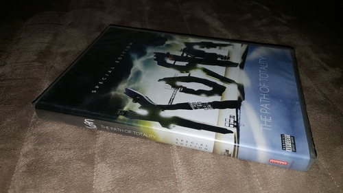 cd+dvd korn: the path of totality (special edition) lacrado