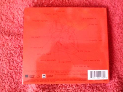 cd + dvd miguel bosé - velvetina