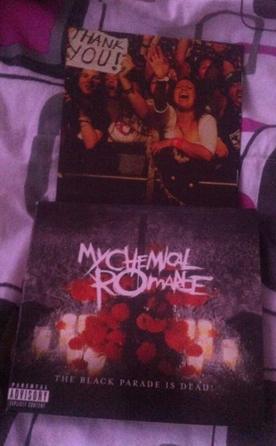 cd - dvd - my chemical romance