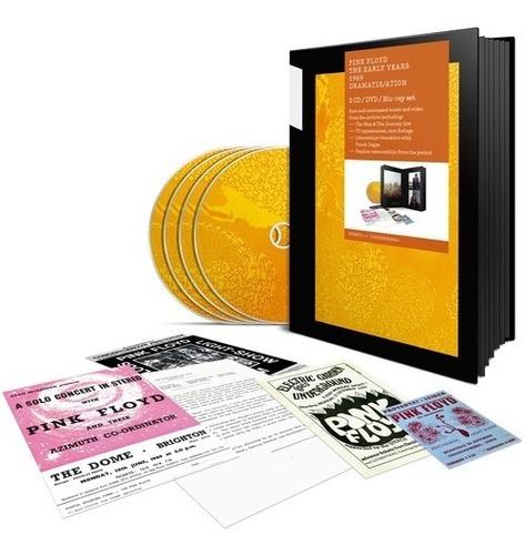 cd+dvd pink floyd 1969 dramatisation nuevo