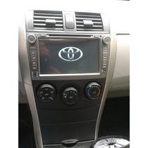 Radio Toyota Corolla Dvd Gps Usb Etc 8 Pulgadaas