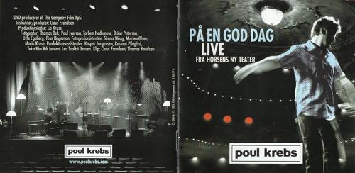 cd + dvd poul krebs - pa en god dag