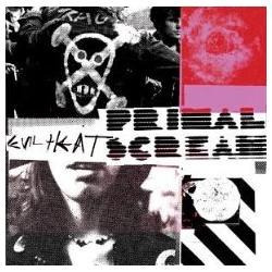 cd+dvd primal scream - evil heat (made in usa)