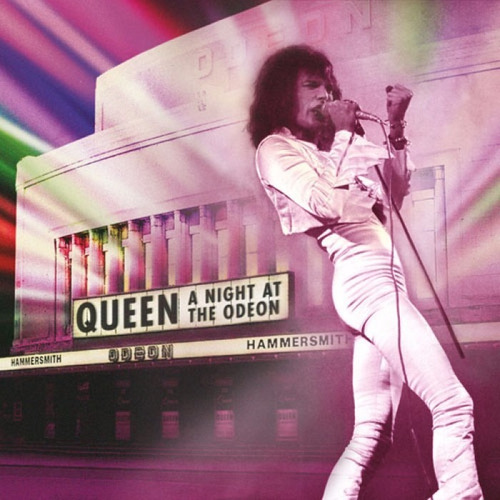 cd + dvd queen a night at the odeon 19 canciones tracks