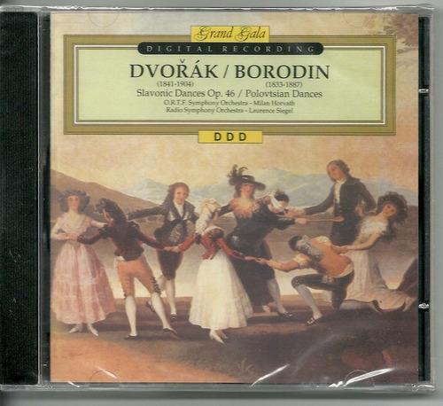 cd dvorák slavonic dances op 46 / borodin polovitsian dances