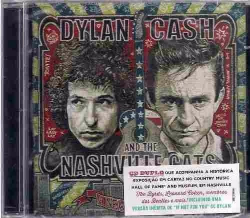 cd dylan ,cash and the nashville cats - a new music city