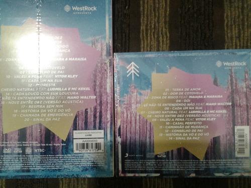 cd e dvd fernando e sorocaba  o chamado da floresta
