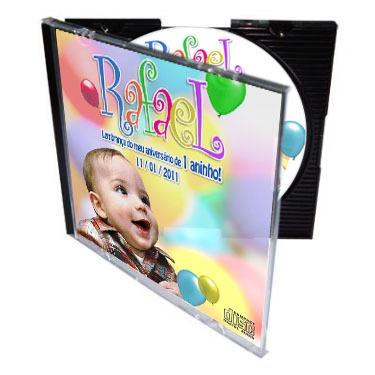 cd e dvd personalizado - brindes - impressão direto na mídia