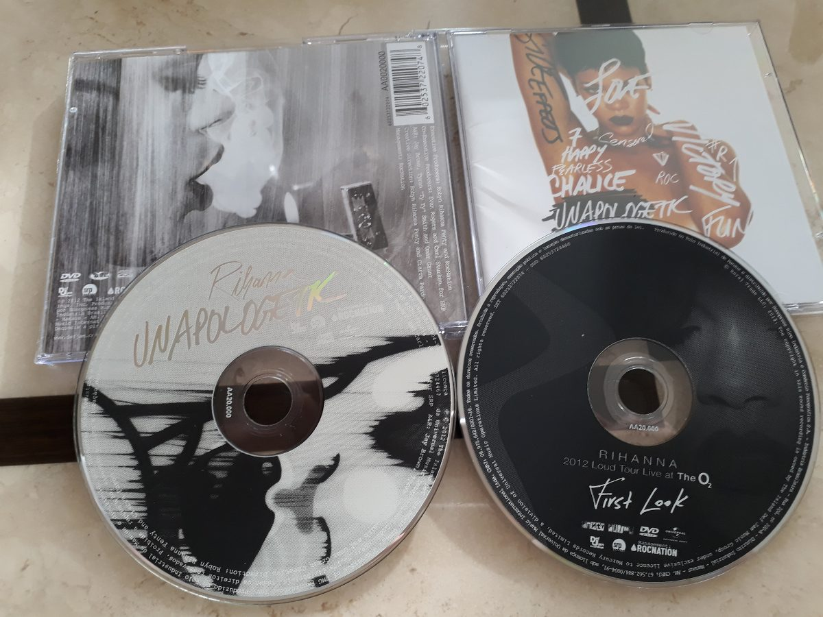 cd rihanna unapologetic gratis