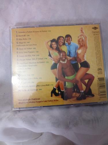 cd é o tchan do brasil