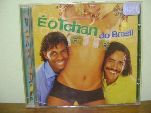 cd é o tchan do brasil - ralando - 1997