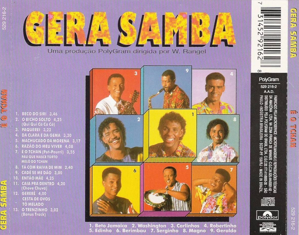 Gera Samba - É O Tchan