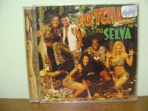 cd é o tchan na selva - 1999