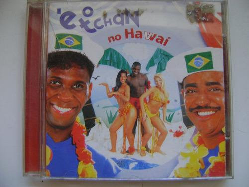 cd é o tchan no havaí