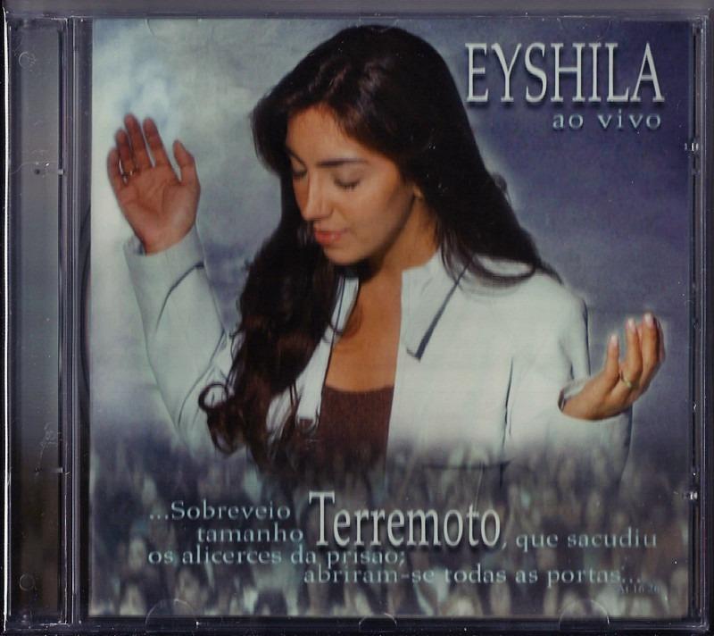 cd de eyshila terremoto playback