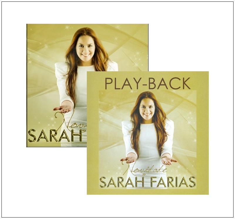 sarah farias cd novidade