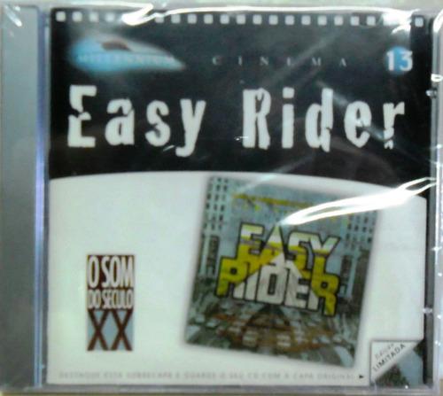 cd  easy rider edição ltda lacrado rock pop soul blue