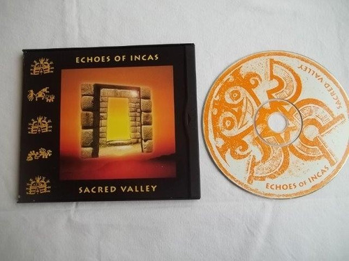 *cd - echoes of incas - latino