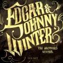 cd edgar & johnny winter the brothers winter - novo lacrado