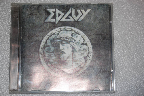 cd edguy - tinnitus sanctus 2cd - icarus en la plata